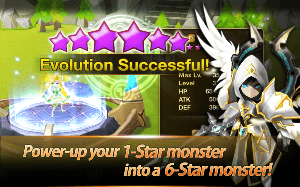 Summoners War Sky Arena missions