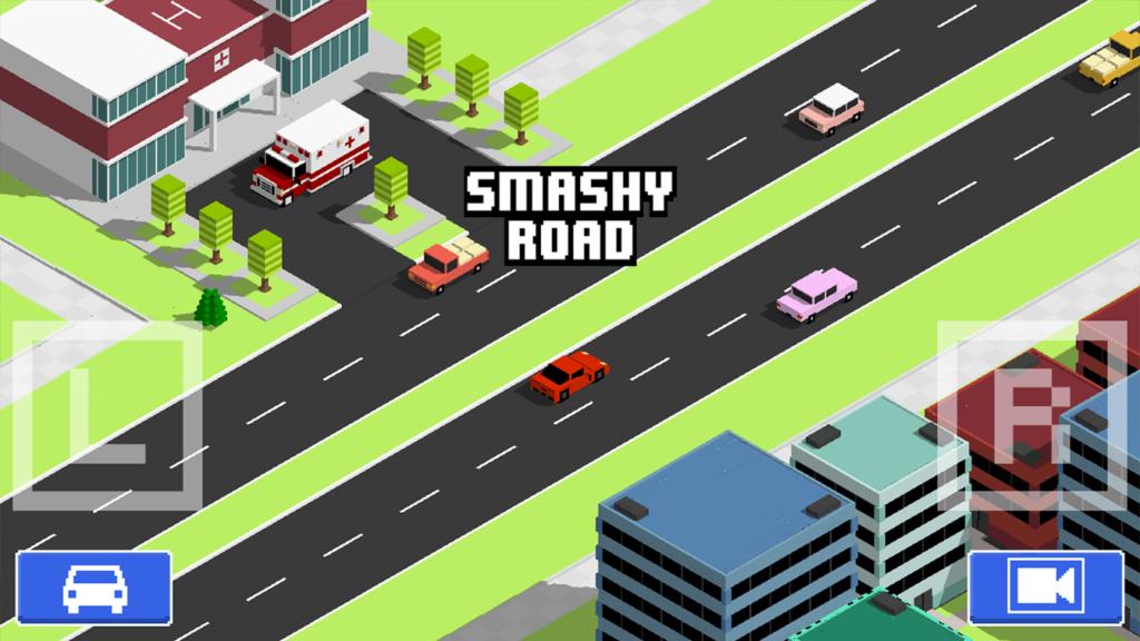 Smashy Road Wanted cheats tips