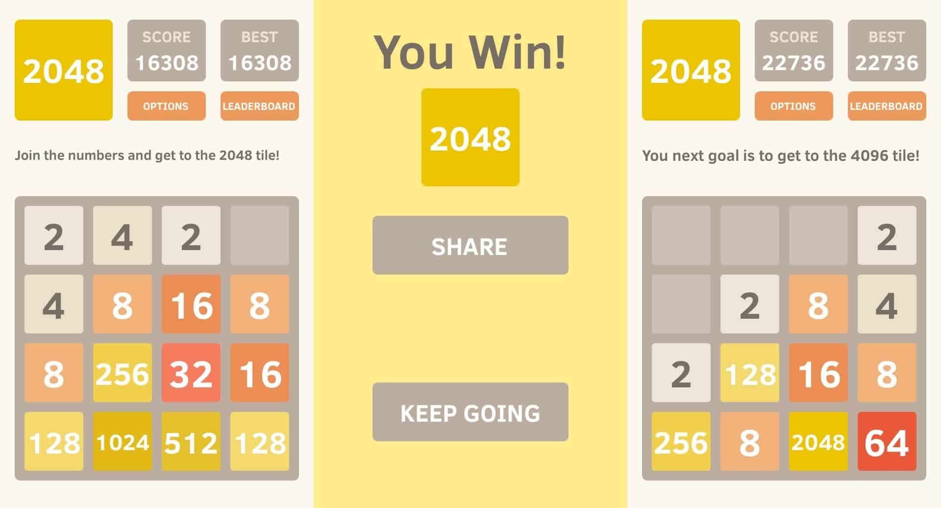 2048: How to play the addictive successor to the Flappy