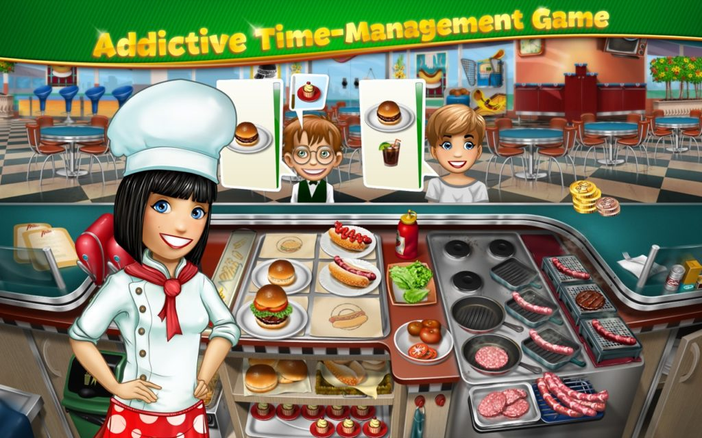 Cooking Fever game