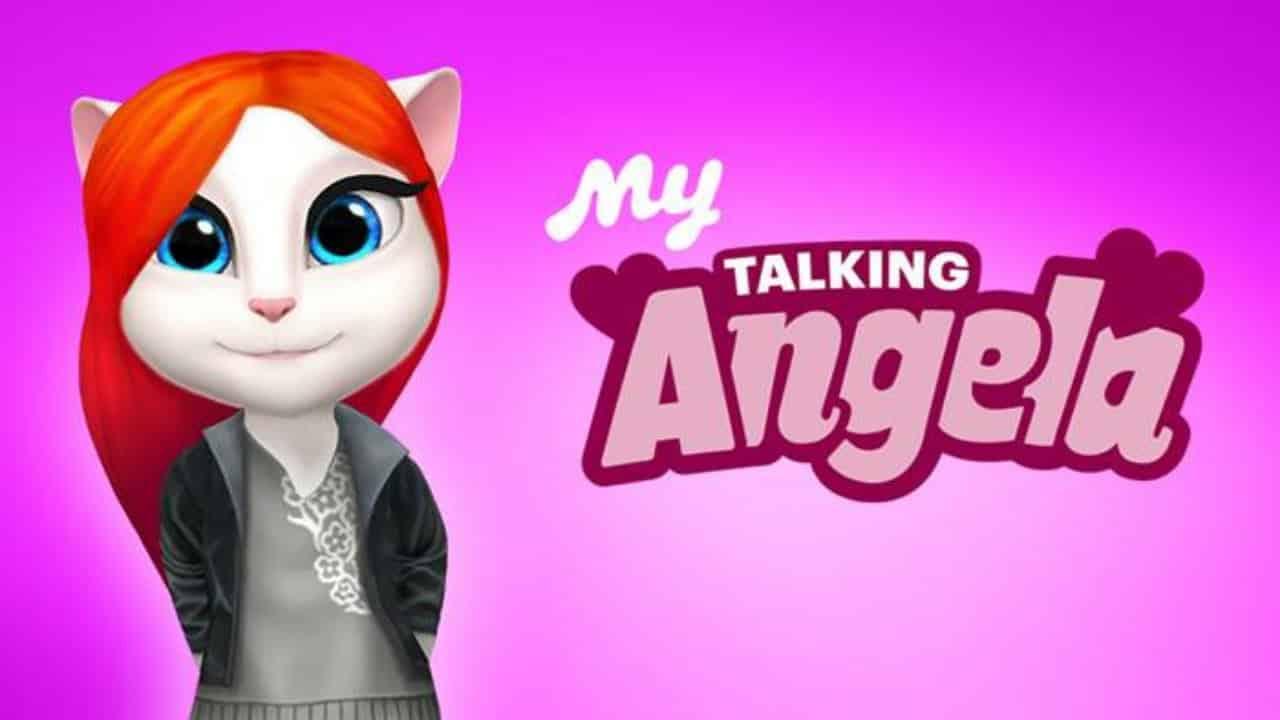 My Talking Angela 2 v1.0.2.4 Apk Mod [Unlimited Money