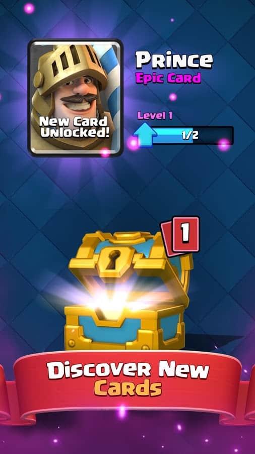 Clash Royale free chest