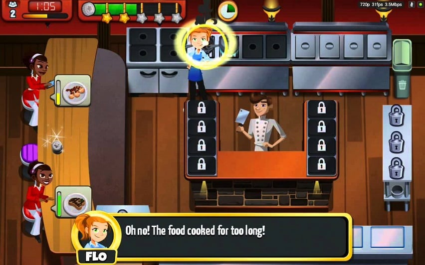 download Cooking Dash 2016 free